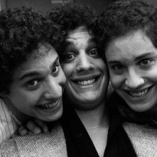Three Identical Strangers: una foto del film