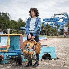 Guida romantica a posti perduti: Jasmine Trinca durante una scena del film