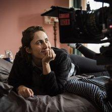 Guida romantica a posti perduti: la regista Giorgia Farina sul set