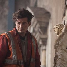 Romans: una scena del film con Orlando Bloom