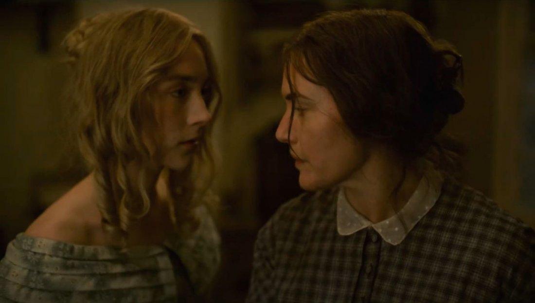 Ammonite Saoirse Ronan Kate Winslet