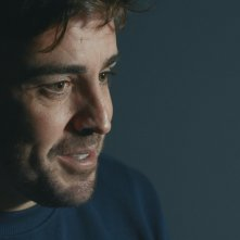 Fernando: un primo piano di Fernando Alonso
