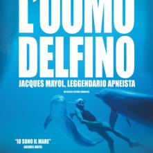 Locandina di L'uomo delfino