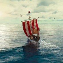 Vic il Vichingo e la Spada Magica: un'immagine del film animato