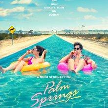 Palm Springs: la locandina italiana