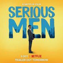 Locandina di Serious Men
