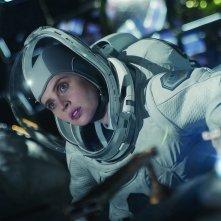 The Midnight Sky: Felicity Jones in una foto del film