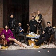 Ritorno al crimine: il cast e il regista Massimiliano Bruno