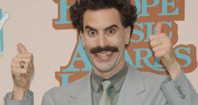 Borat 2: il titolo del nuovo film con Sacha Baron Cohen è ...