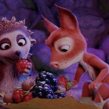Latte e la pietra magica: un'immagine del film animato