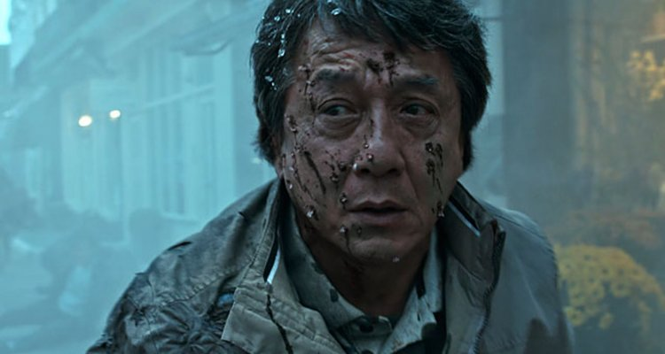 The Foreigner Jackie Chan Stream