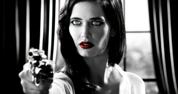 Sin City - Una donna per cui uccidere, Eva Green e le scene di nudo ...