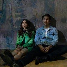 Emily in Paris: Lily Collins e Lucas Bravo nella serie Netflix