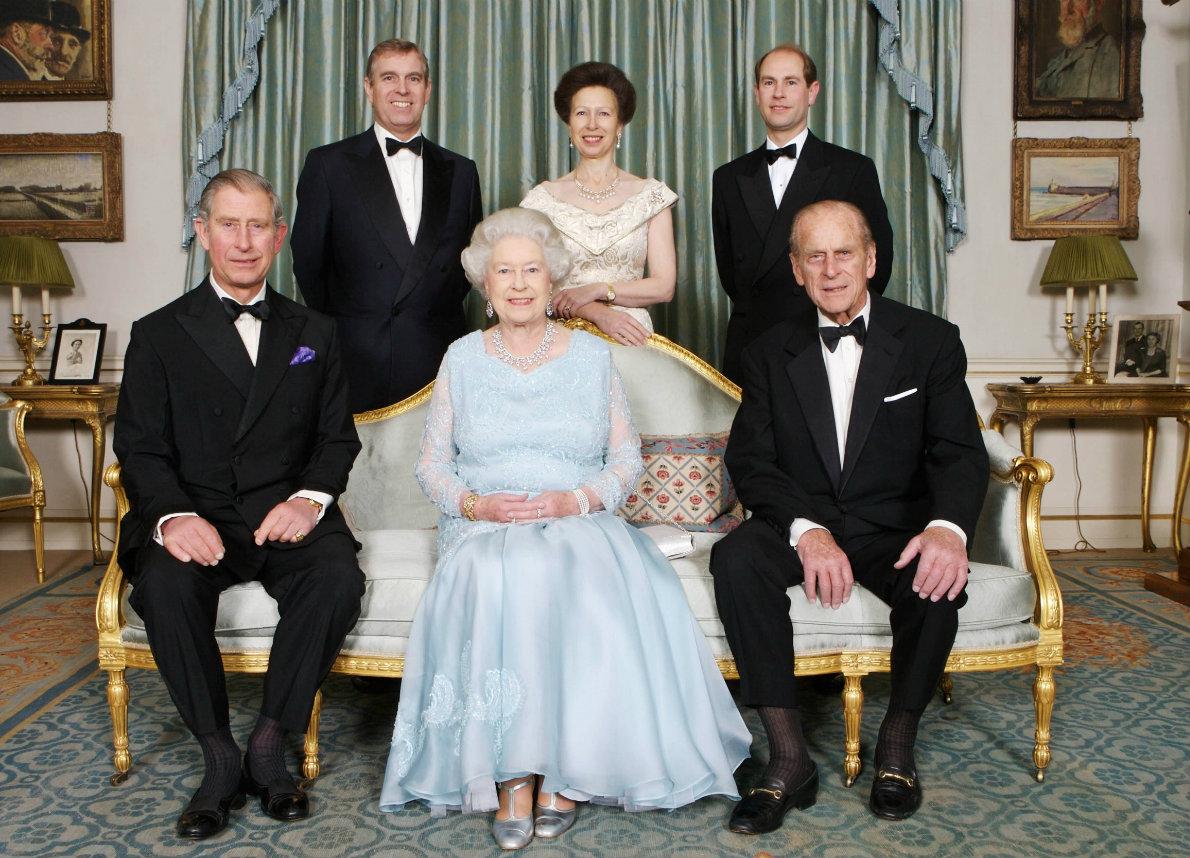 Chi sono i figli di Elisabetta II del Regno Unito? - Movieplayer.it