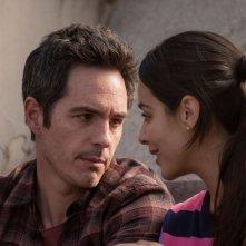 Apprendista papà: Mauricio Ochmann e Esmeralda Pimentel in  una scena del film