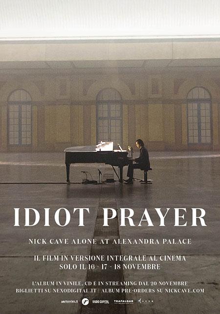 Idiot Prayer Nick Cave Alone At Alexander Palace