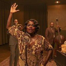Ma Rainey's Black Bottom: Viola Davis in scena
