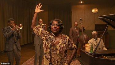 Ma Raineys Black Bottom Viola Davis Sr4An0W