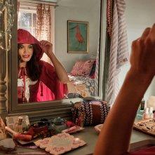 Hubie Halloween: Paris Berelc in una scena del film