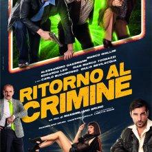 Locandina di Ritorno al crimine