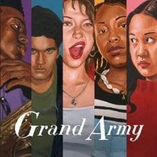 Locandina di Grand Army