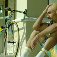 Il caso Pantani - L'omicidio di un campione: un'immagine del film drammatico