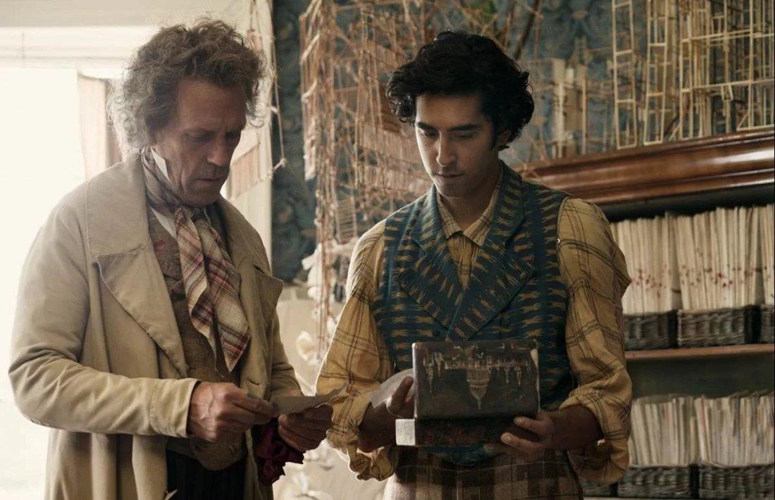 La Vita Straordiaria Di David Copperfield 7
