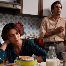 Alfredino - Una storia italiana: Anna Foglietta e Luca Angeletti in una scena