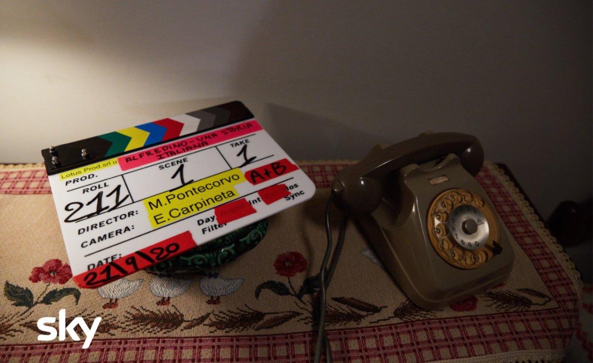 Alfredino - Una storia Italiana, foto e dettagli della miniserie sky con  Anna Foglietta - Movieplayer.it