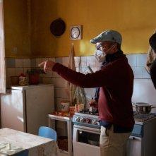 Alfredino - Una storia italiana: il regista Marco Pontecorvo sul set