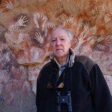 Nomad:  In Cammino Con Bruce Chatwin, un'immagine del regista