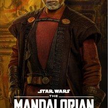 The Mandalorian 2: Carl Weathers nel Character Poster della seconda stagione