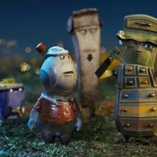 Trash: una scena del film d'animazione