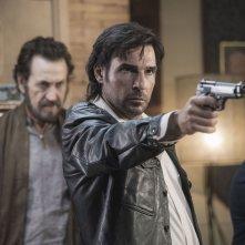 Ritorno al Crimine: Edoardo Leo in una scena del film