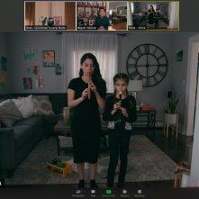 Social Distance: un momento della serie Netflix