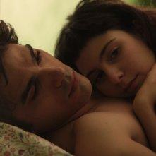 Sul più bello: Ludovica Francesconi con Giuseppe Maggio in una scena del film