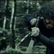 The Iced Hunter: una scena del film