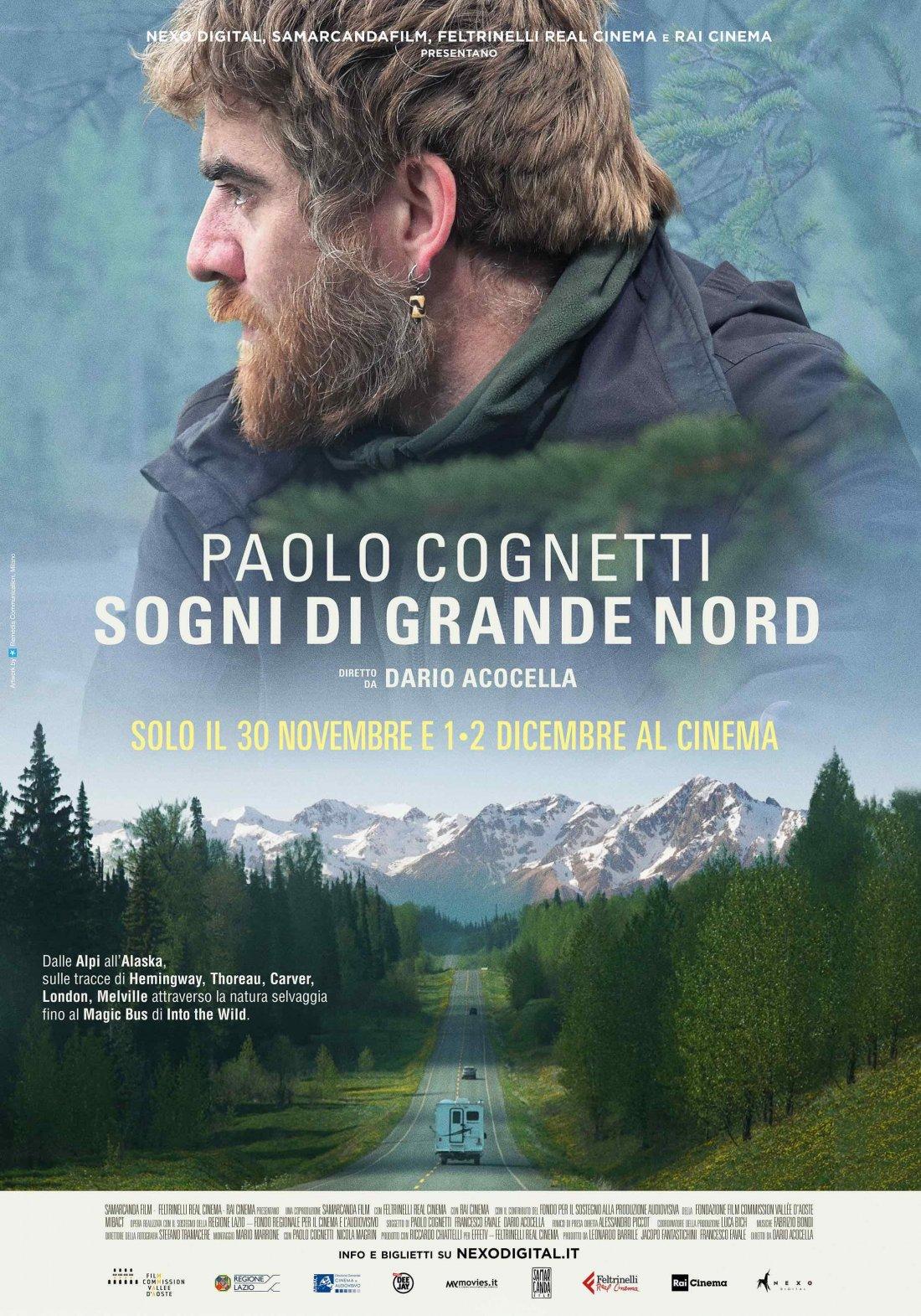 Paolo Cognetti Sogni Di Un Grande Nord