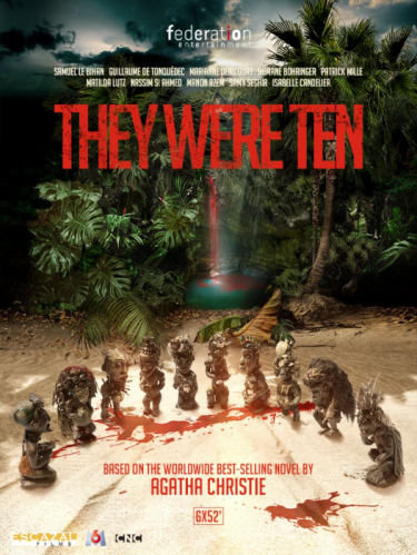 They Were Ten Poster