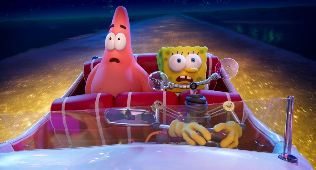 Spongebob Movie Amici In Fuga 1