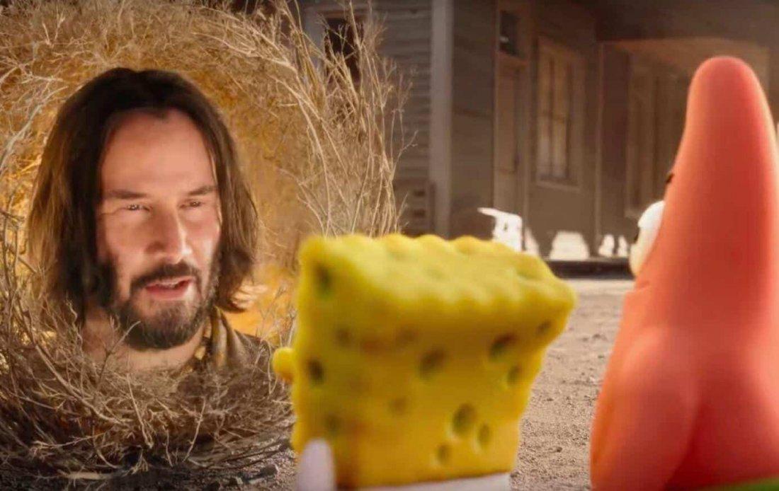 Spongebob Movie Amici In Fuga 3
