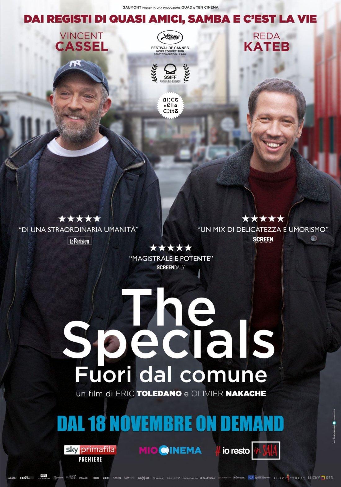The Specials Fuori Dal Comune