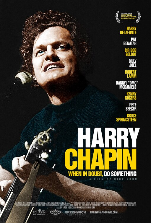 Harry Chapin When In Doubt Do Something