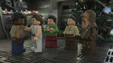 The Lego Star Wars Holiday Special 2