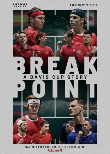 Break Point A Davis Cup Story