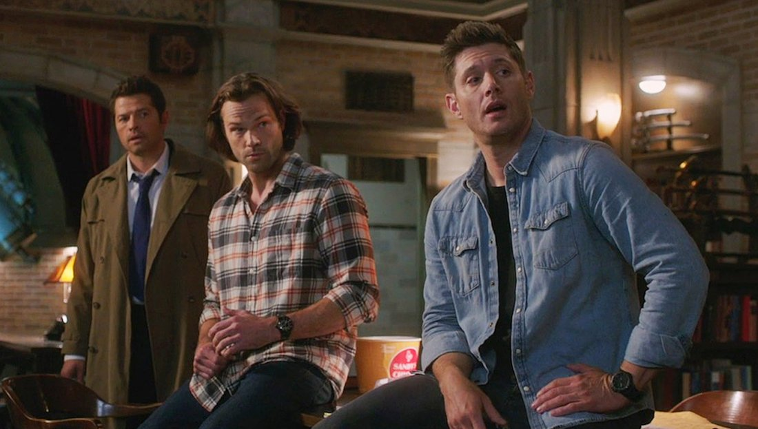 Supernatural Season 15 Our Father Who Arent In Heaven The Cw