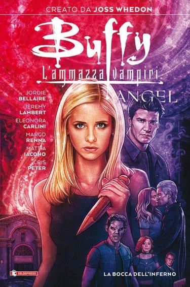 Buffy Angel Vol1 Cover Sito