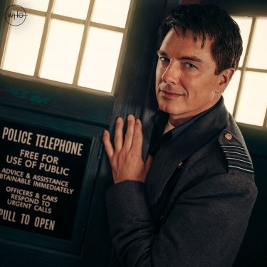 Barrowman Doctor Who