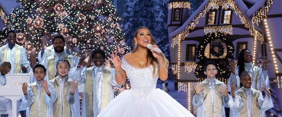 Mariah Careys Magical Christmas Special 2