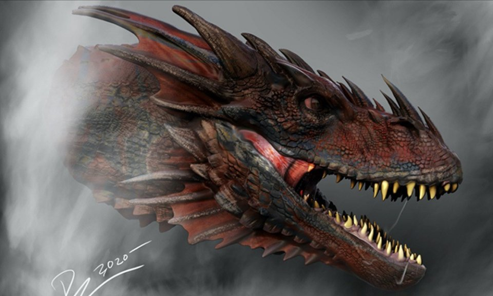 Game Of Thrones Prequel House Of The Dragon Concept Art